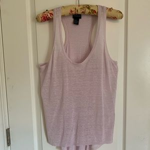 Central Park West fly back tank Ladies size medium